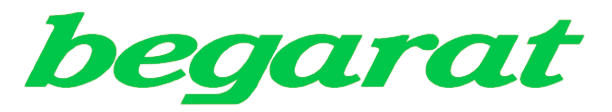 Begarat logo